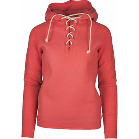 """""""Amundsen Sports W's Boiled Hoodie Laced Weathered Red"""""""
